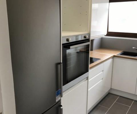 Rénovation complète appartement – Paris 12ème