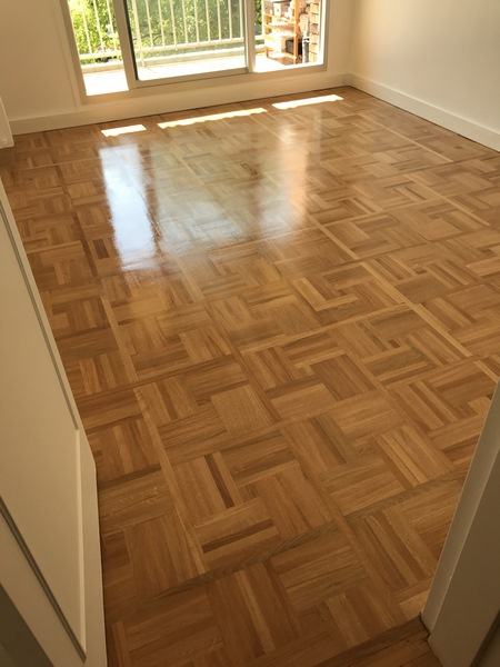 renovation parquet chene trendy parquet chne mosaque effet d with renovation parquet chene. Black Bedroom Furniture Sets. Home Design Ideas