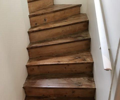 Rénovation escalier – Asnières sur seine